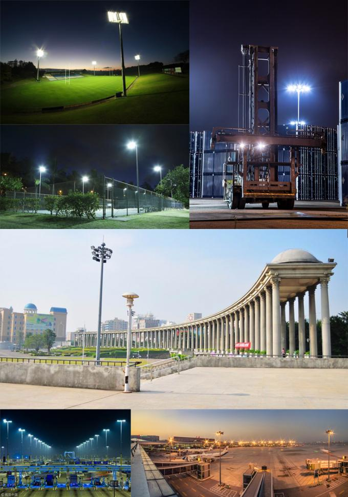 300W Led Outdoor Security Lights , High Mast Led Security Flood Light For Airport