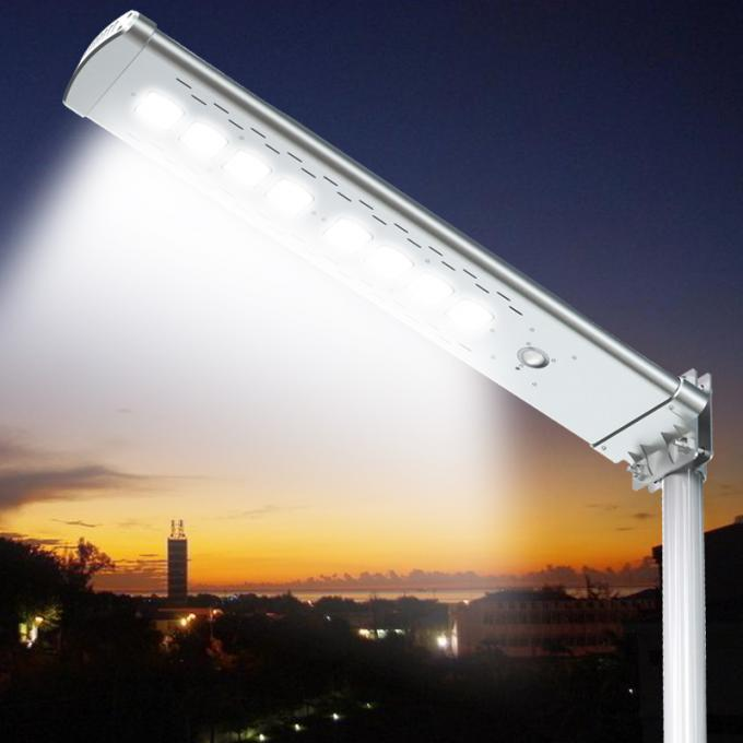 Super bright 0 electricity Philipssss SMD3030 Chip LED Street Lights 15-100W 17000Lm Ternary Lithium Battery