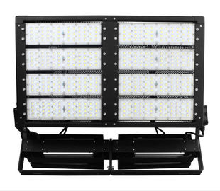 Commercial Exterior Led Flood Lights 800W  With 50000 Hours Lifespan Security