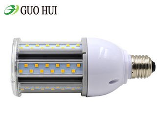 DC12 - 24V LED Corn Light , 2400lm Corn Style LED Bulbs Aluminum With PC Cover