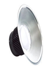 5000k Light Color Industrial High Bay LED Lighting 120 Degree Reflector 50000hrs Spans